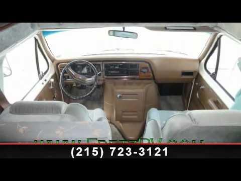 1989 Glendale RV  - Fretz Enterprise Inc. - Souderton, PA 1