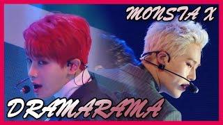 [HOT]MONSTA X - DRAMARAMA, 몬스타엑스 - 드라마라마 20171202