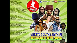♪Ghetto Youths Anthem Dancehall/Reggae Mix February 2016║Nesbeth║Jahmiel║Chronixx