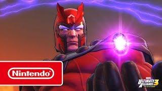 MARVEL ULTIMATE ALLIANCE 3: The Black Order – X-Men Trailer (Nintendo Switch)