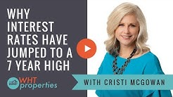 Why Rates Have Jumped - Waco Texas Market Update June 2018