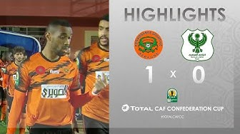 RS Berkane 1-0 Al Masry | HIGHLIGHTS | Quarter-Final Second Leg | TotalCAFCC