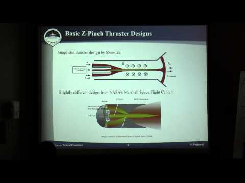 19.0 Firefly: An Unmanned Interstellar Probe Using Z-Pinch Propulsion