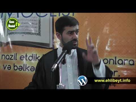 Hacı Samir cümə moizəsi 29032018