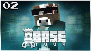 Minecraft FACTIONS Base Tour - 200 MILLION $ BASE - Ep. 2 ( Minecraft Base School )