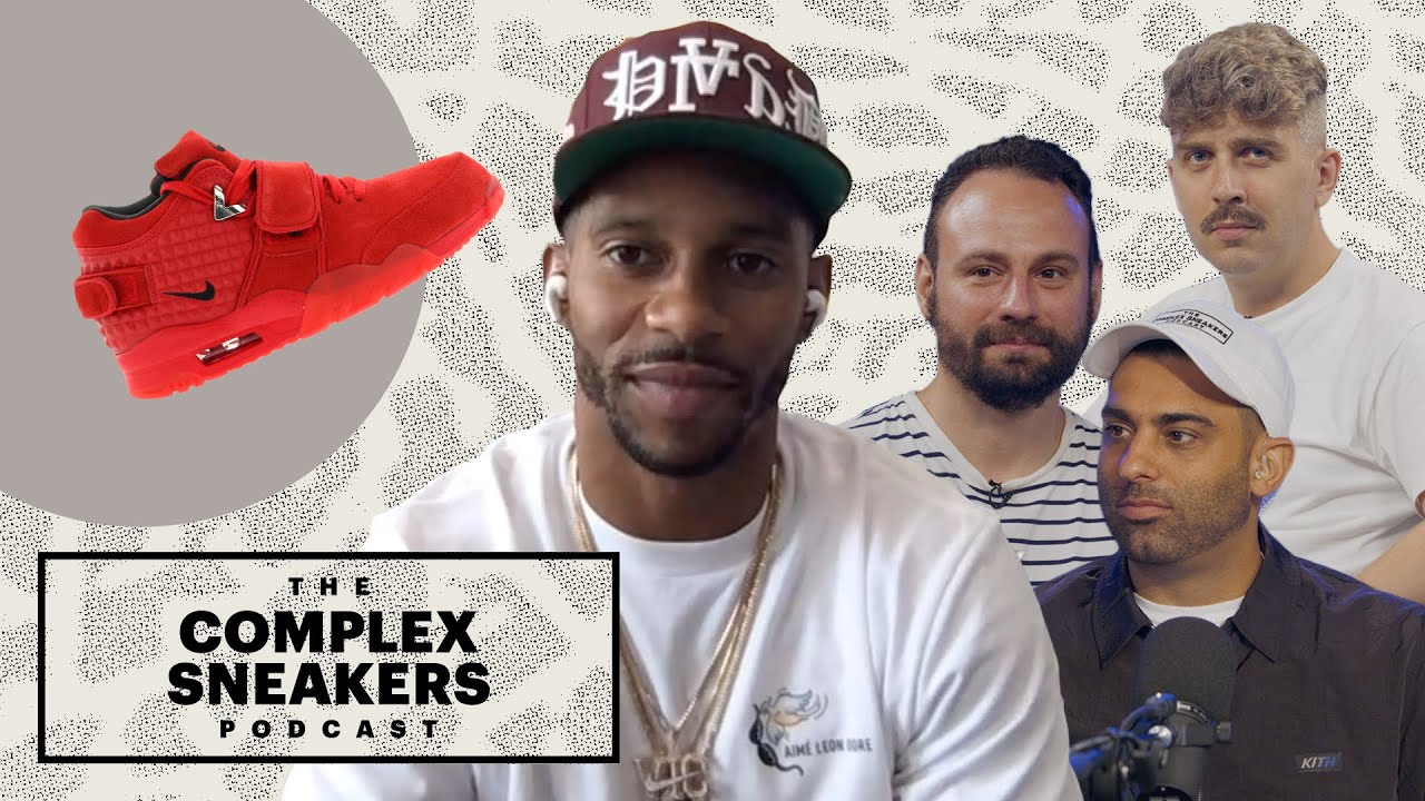 How Victor Cruz and Nike Brought Sneaker Culture to the NFL