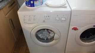 Waschmaschine Indesit W124X Koch Bunt 60°C