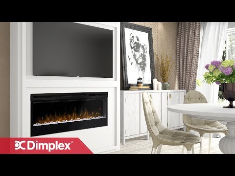 Prism Series Linear Electric Fireplaces | Dimplex