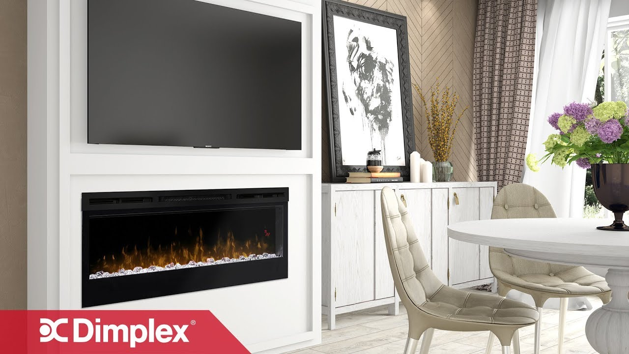 The best-selling electric linear fireplace just got better with the all new Prism Series. Sparkling with intensity in a full spectrum of RGB colors