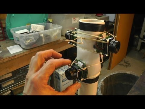 ROV Communication and Control - Part 2 - Video Cameras
