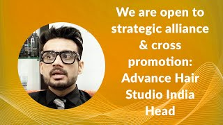 We are open to strategic alliance