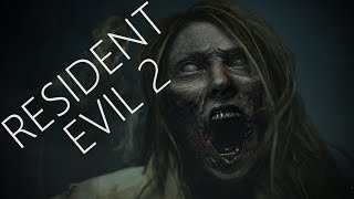RESIDENT EVIL 2 - CLAIRE || HARDCORE #3