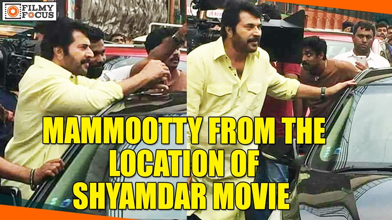mammootty from the location of shyamdar movie filmyfocus. Black Bedroom Furniture Sets. Home Design Ideas