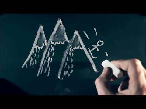 ASMR Chalkboard drawing (highly requested)