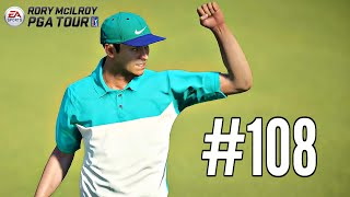 Rory McIlroy PGA Tour Career Mode - Episode 108 - FedexCup Playoffs! (Xbox One Gameplay)