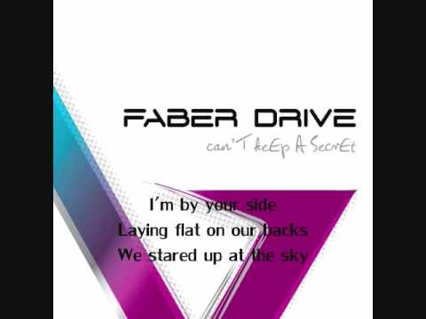 Faber Drive   Your Side  Lyrics
