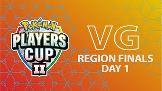Pokémon Players Cup II - VG Region Finals Day 1