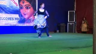 Durga Puja dance performance!
