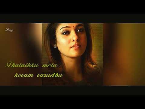 thani-oruvan- -kadhal-cricket-song- -whatsapp-status -nayanthara -hip-hop-tamizha