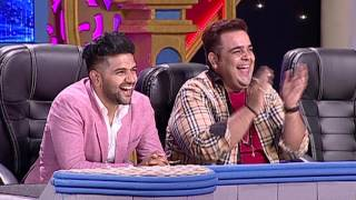Kamal Khan   Sahil Vedoliyaa   Funny Moments   Voice of Punjab Chhota Champ 3