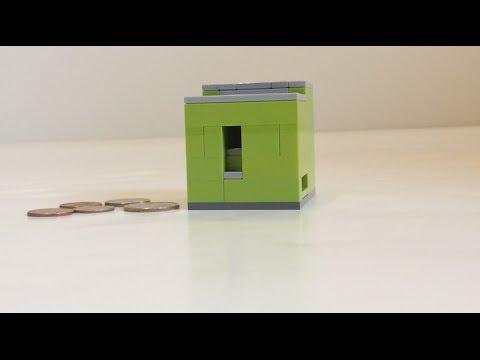 Mini Lego Candy Machine V1