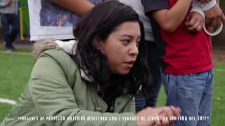 Postulación Emprende el viaje - Revirtiendo Realidades | Fundación Sendero de Chile