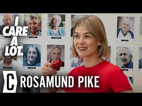 I Care a Lot: Rosamund Pike Reveals the Significance of the Vape Pen