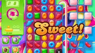Candy Crush Jelly Saga Level 1221