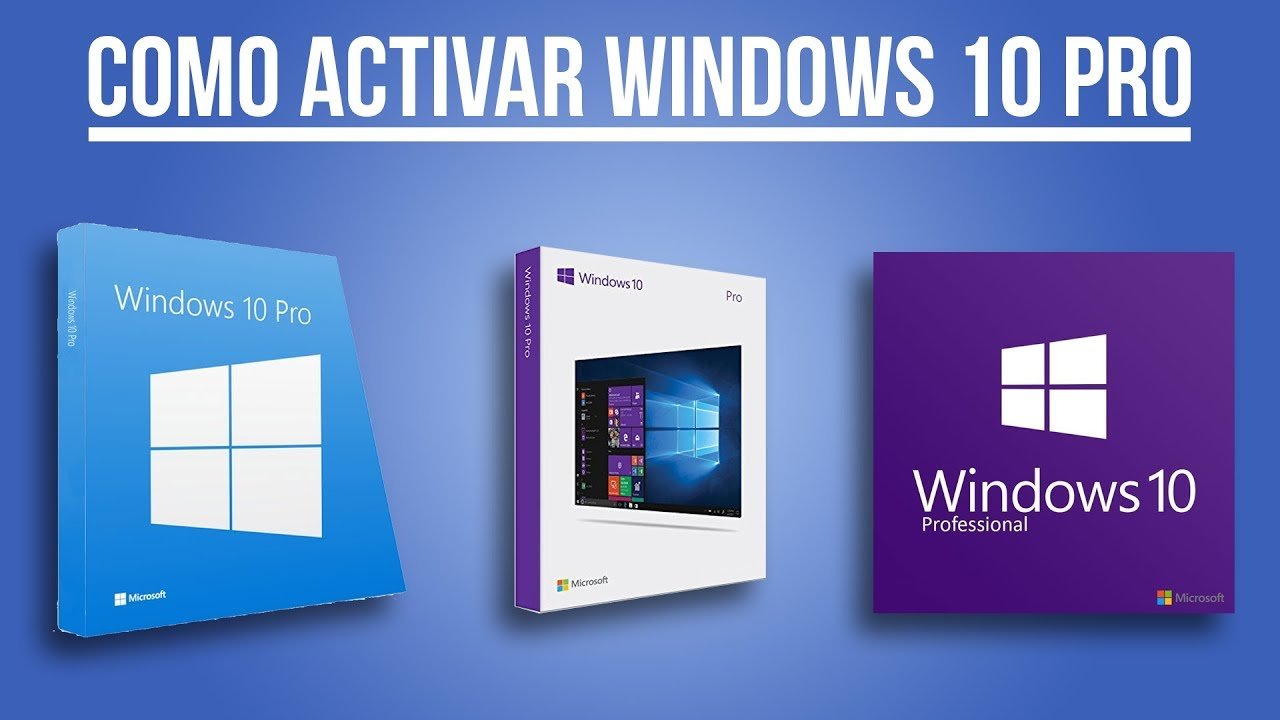 activar windows 10 2018 abril