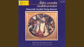 String Quartet No. 2, Op. 9: III. Finale: Prestissimo