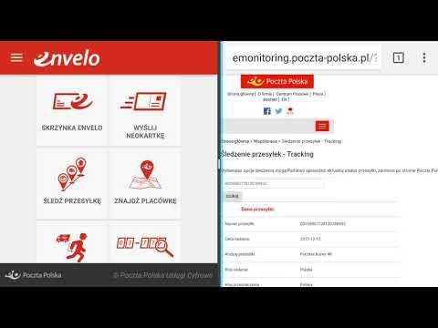 polska poczta tracking