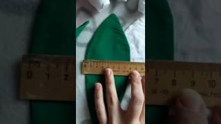 Мастер-класс по изготовлению тюльпанов тильда)