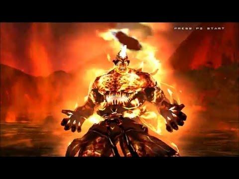 Tekken 5 Dark Resurrection Jinpachi Is A Ridiculous Boss Youtube