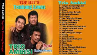 Lagu Trio Ambisi Golden Memories ♪ღ♥ Tembang Lawas Nostalgia 80an–90an Terbaik Sepanjang Masa ♪ღ♥