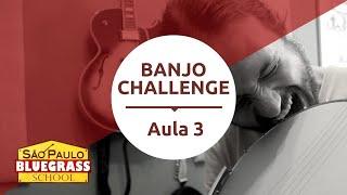 Banjo Challenge | Aula de Banjo 3 | Aplicando os Acordes