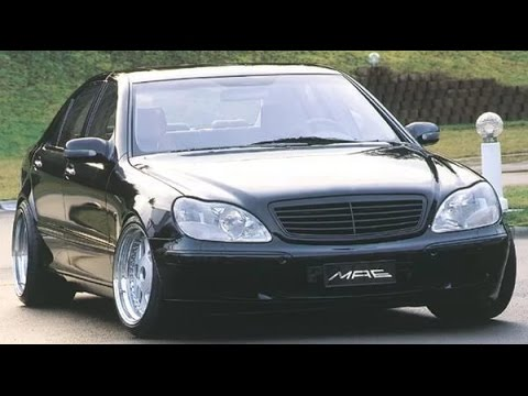 tuning mercedes benz w220 youtube. Black Bedroom Furniture Sets. Home Design Ideas