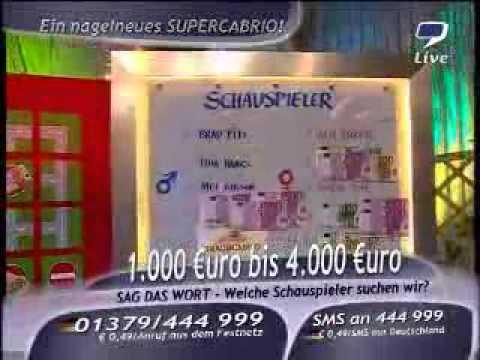 Spielshows Im Deutschen Fernsehen