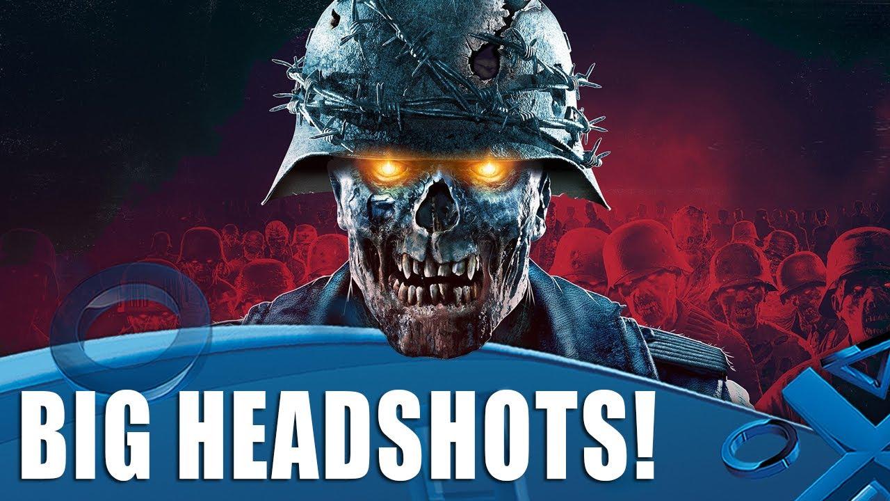 Zombie Army 4: Dead War - Slo-mo Zombie Headshots! + vidéo