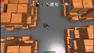 ROBLOX KRE-O Battleship Scavenger Hunt all  items
