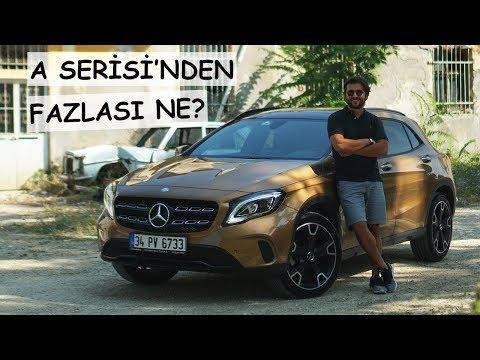 Mercedes GLA Test Sürüşü