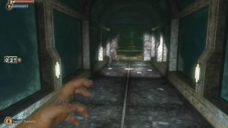 BioShock, full walkthrough, Level 13 - Point Prometheus, Part 2\5