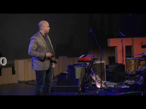 Creative adaptation in the urban landscape: Jerry van Eyck at TEDxSacramento TEDxCity2.0