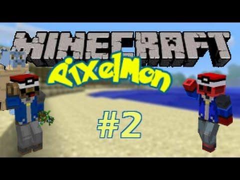 Minecraft pixelmon episode 2 w fearxblaze - Pixelmon ep 1 charmander ...