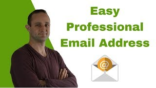 How To Get A Professional Email Address (Nearly Free)