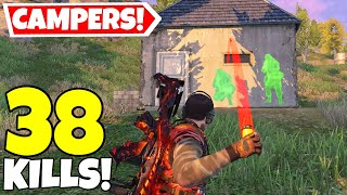 YOU WON'T BELIEVE THESE CAMPERS IN CALL OF DUTY MOBILE BATTLE ROYALE!