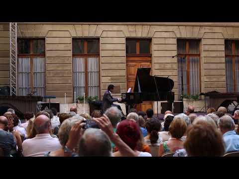 Joseph-Maurice Weder  Geneve 24 06 2017 Liszt part 1
