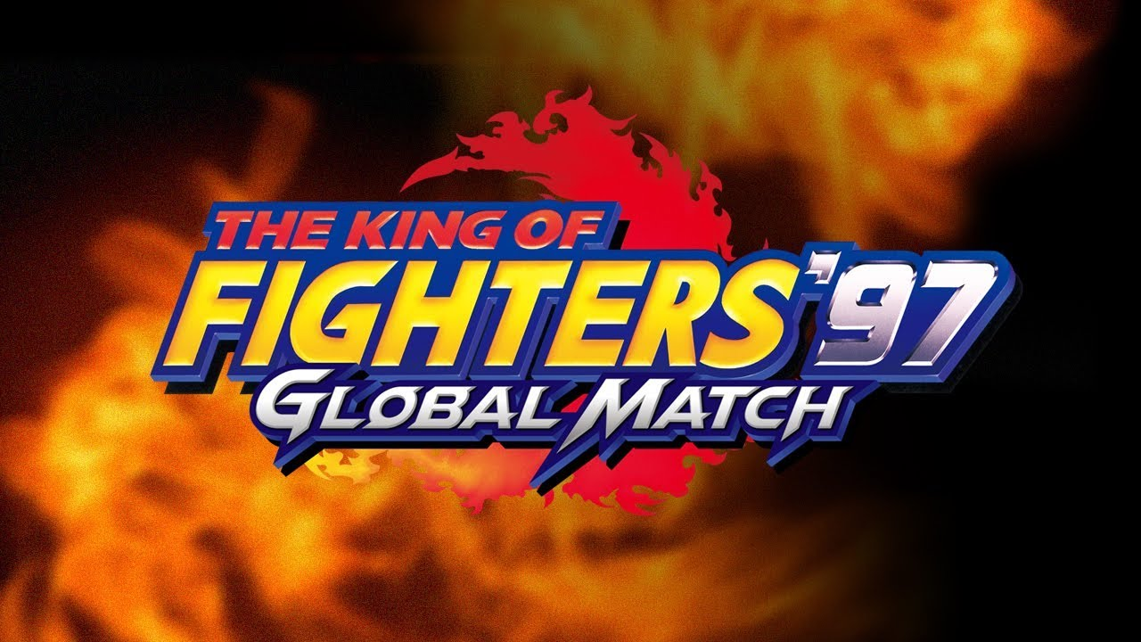 The King Of Fighters 97 Global Match Snk