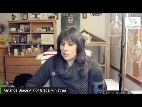 READ THE BIBLE with Amanda Grace: A RIGHT NOW TEACHING; THE TALE OF TWO KINGS:ADONIJAH AND SOLOMON