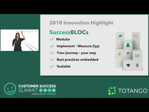 Goal Oriented Technology - Customer Success Summit 2018