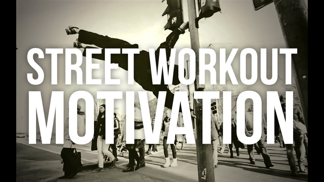 Workout Motivation Wallpaper Hd Street Workout Motivation Never Back Down Youtube